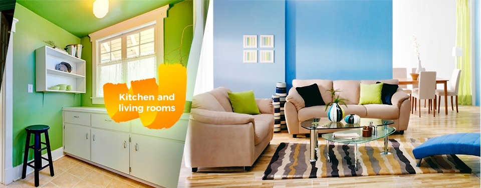 painting services nyc kitchen and living rooms painting